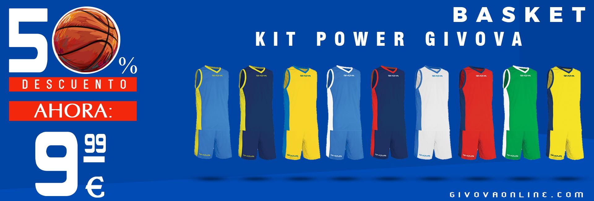 Kit Power Givova